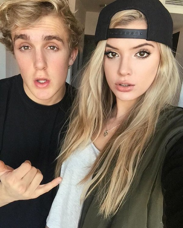 A Timeline of Jake Paul and Alissa Violet's Relationship