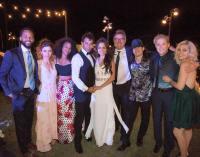 Corbin Bleu wedding