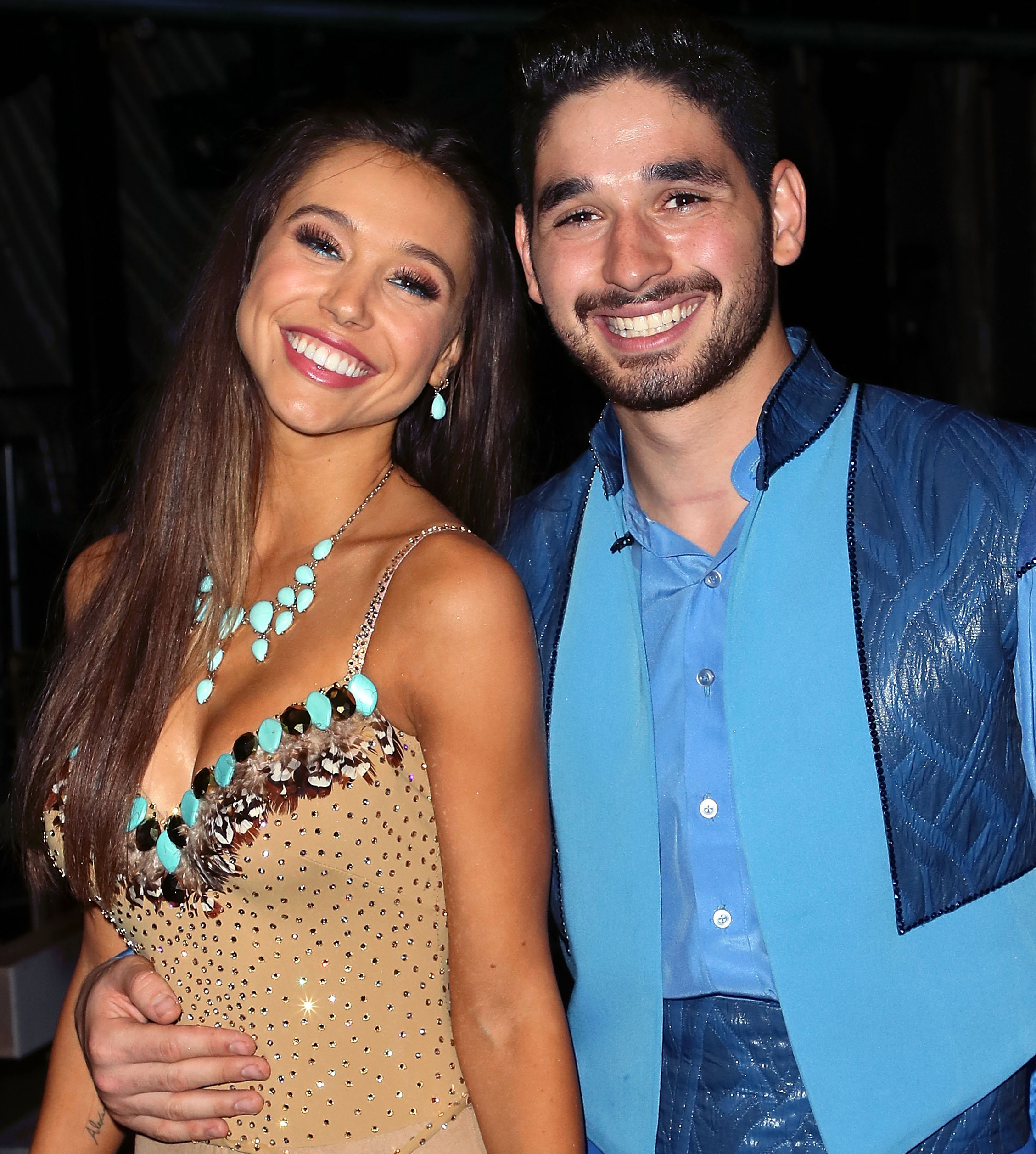 Dwts dating couple