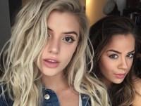 Alissa Violet and Tessa Brooks