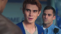 archie riverdale arrested