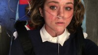Brec Bassinger Fake Injury