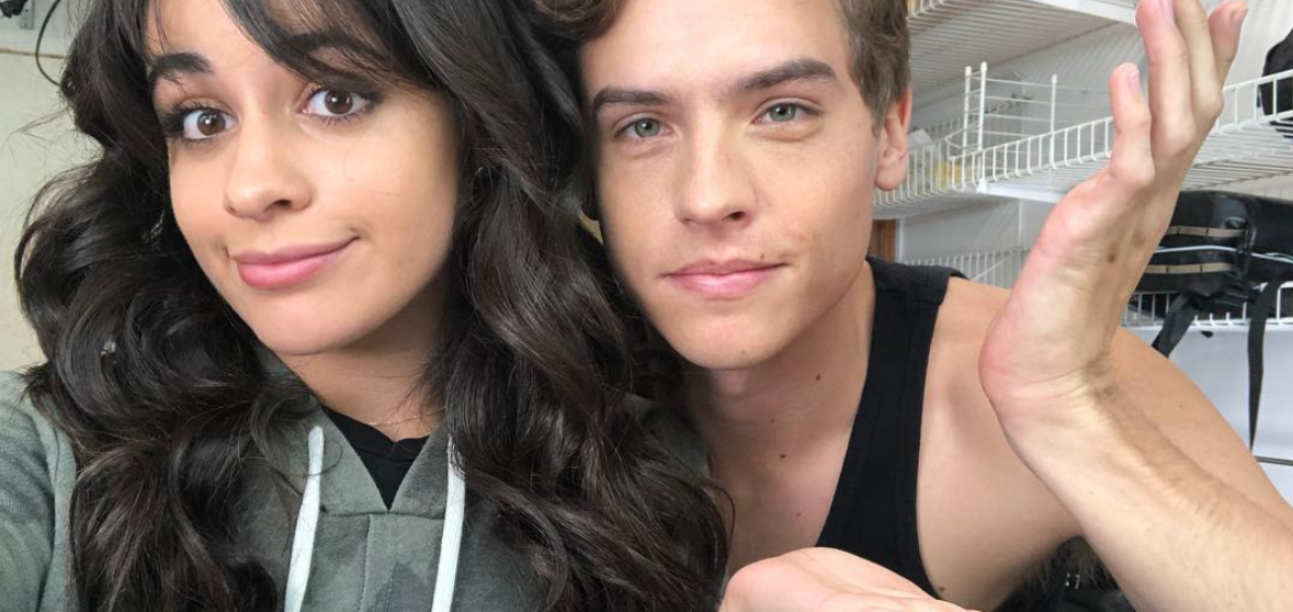 camila cabello and dylan sprouse
