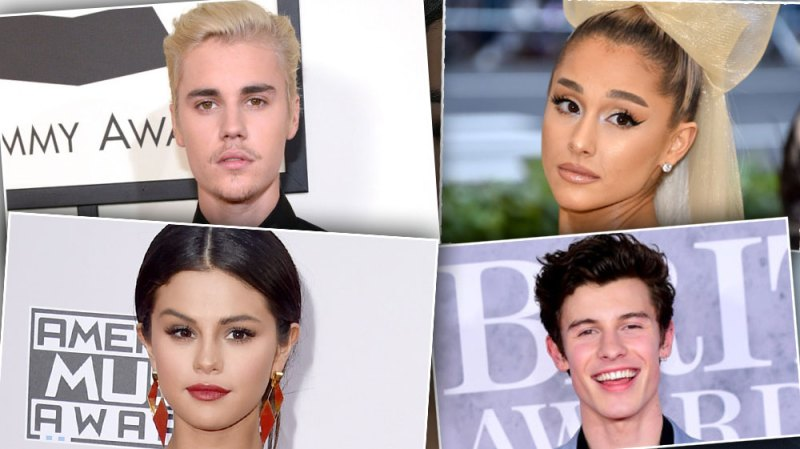 Celebrities with mental health issues