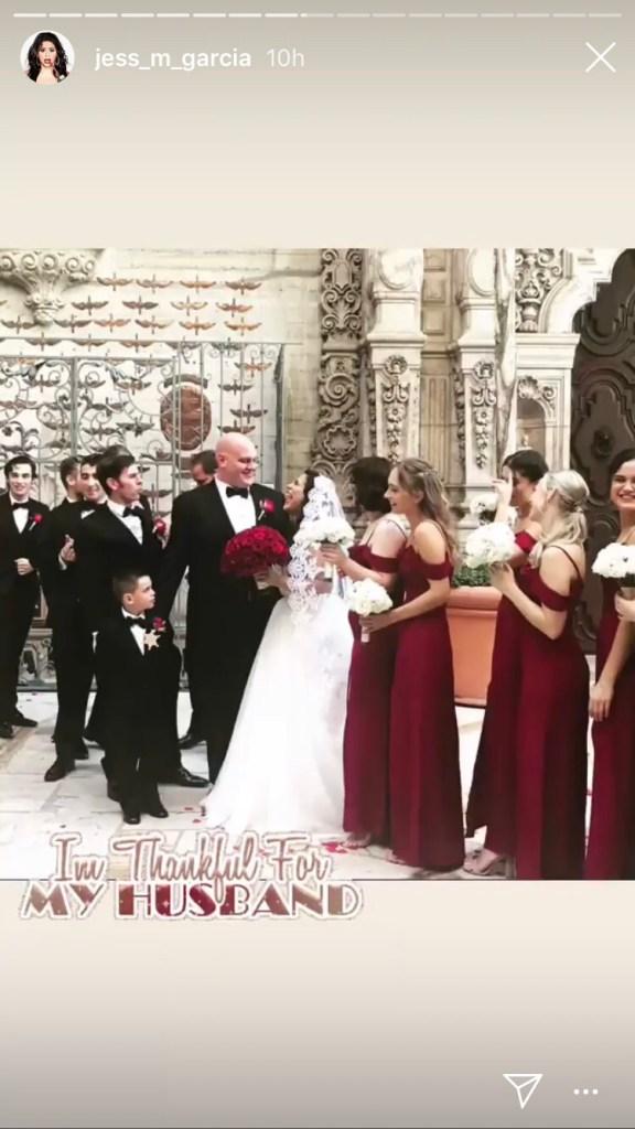 Jessica Marie Garcia Husband