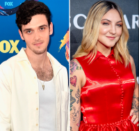 Lauv and Julia Michaels