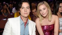 Lili Reinhart Shares Shirtless Pic Of Cole Sprouse