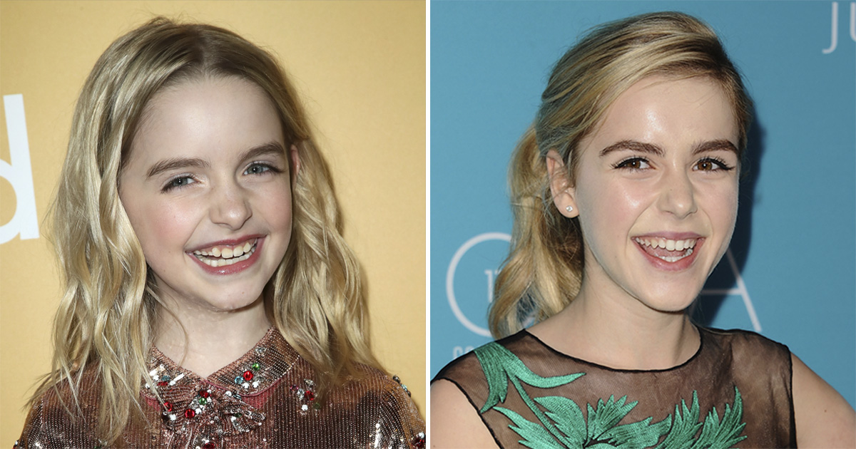 Mckenna grace sister name