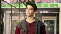 Milo Manheim Zed Zombies