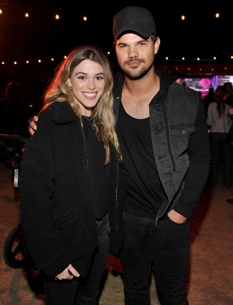 Taylor Lautner New Girlfriend Taylor Dome