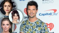 Taylor Lautner Girlfriends Past Relationships