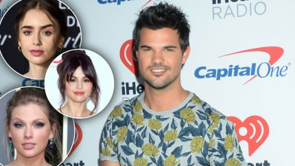 Taylor Lautner Girlfriends Past Relationships