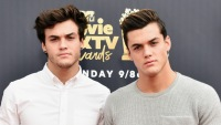 Dolan Twins 2018 MTV Movie And TV Awards