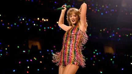 Taylor Swift Netflix Movie
