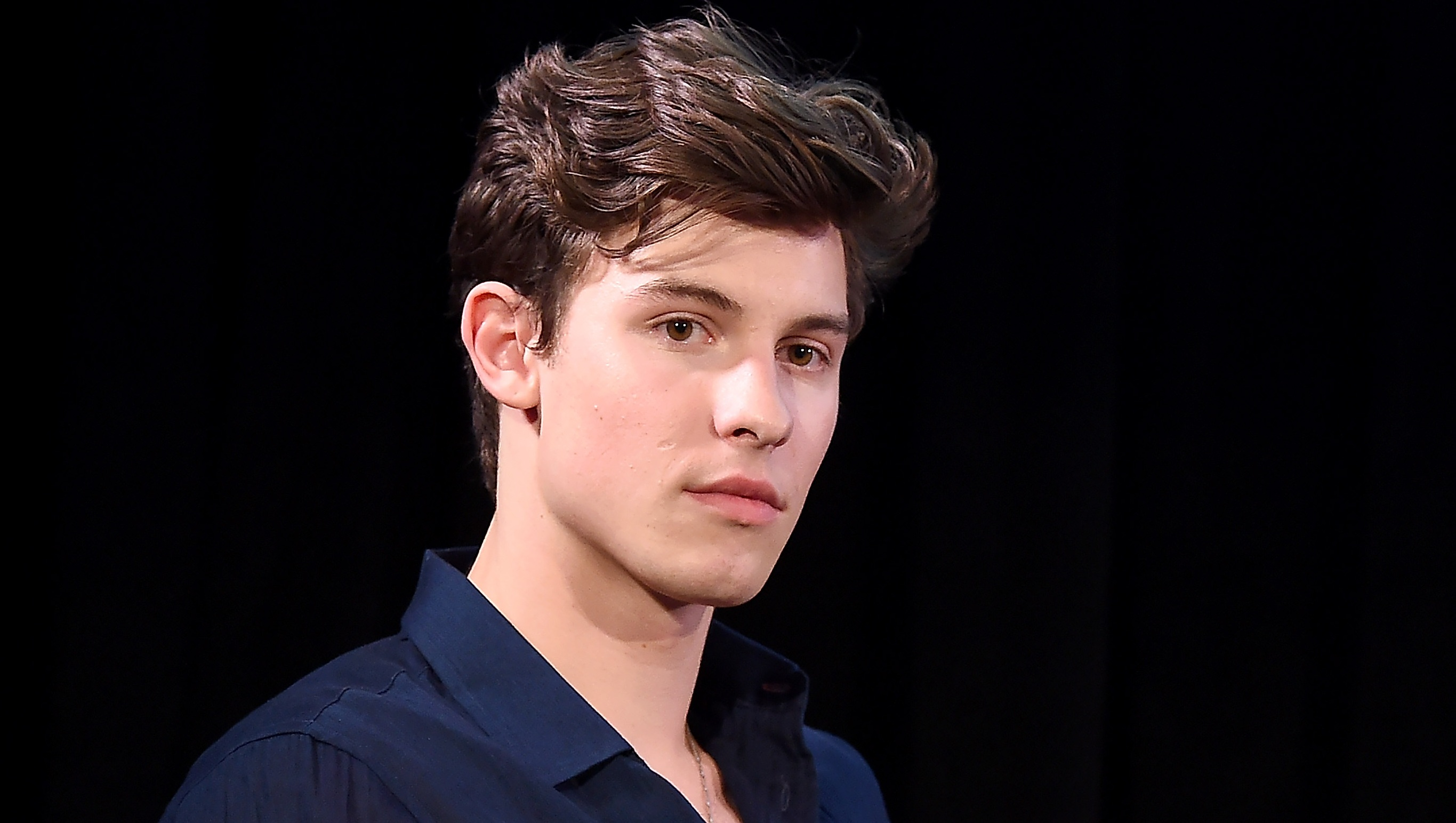 Shawn Mendes Opens Up About Anxiety