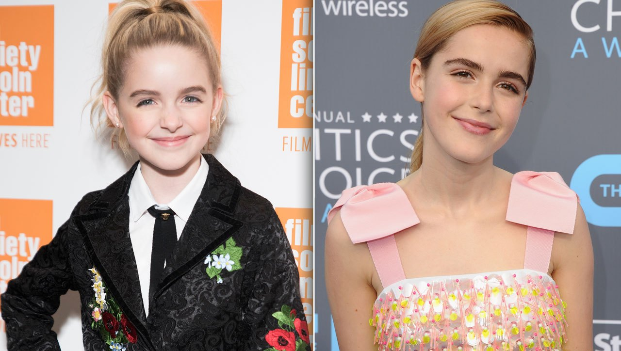 Mckenna Grace Will Be In Chilling Adventures Of Sabrina