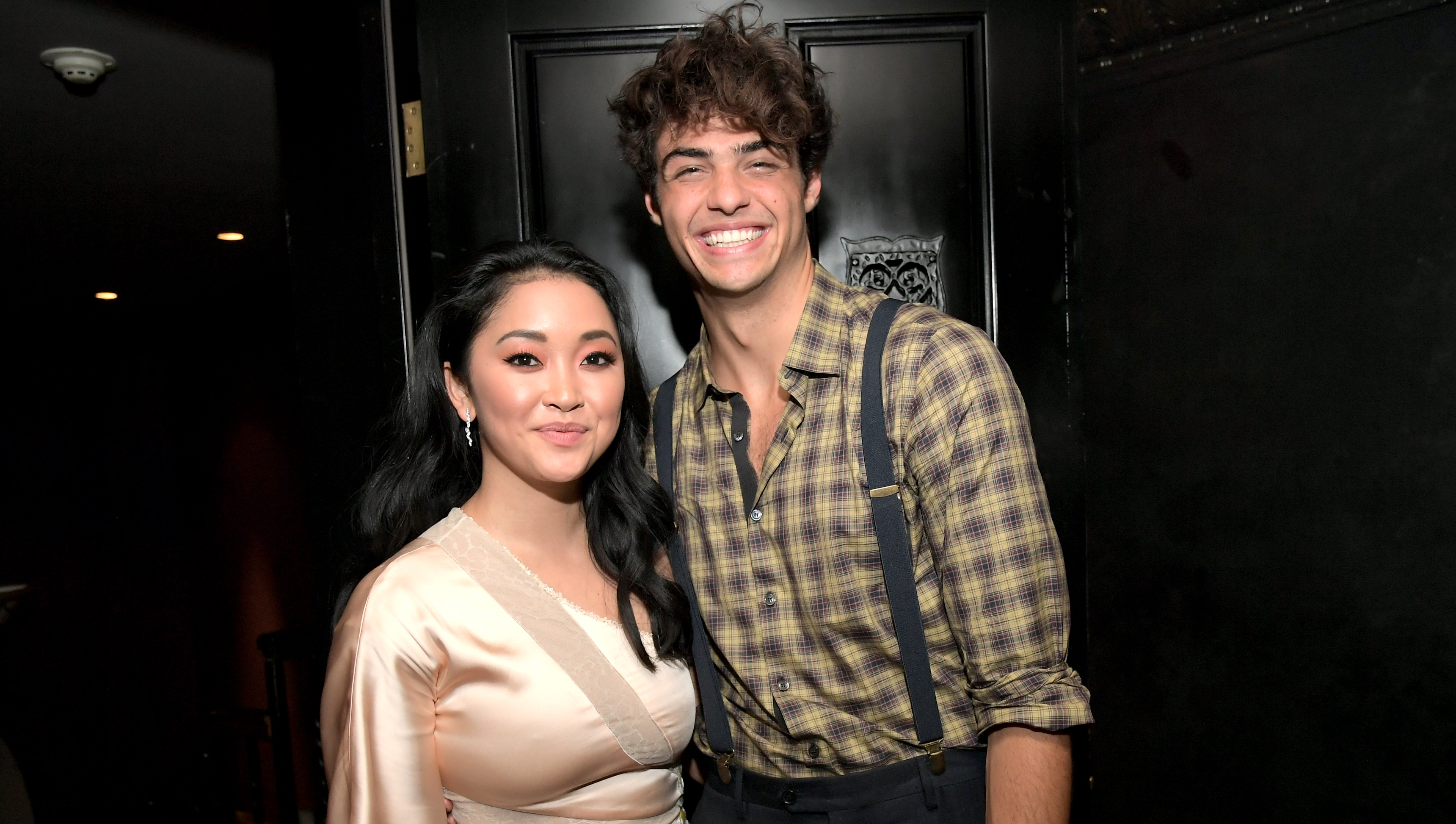 Noah Centineo May Propose To Lana Condor