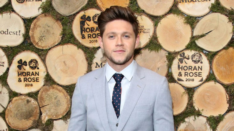 Niall Horan Back In Studio