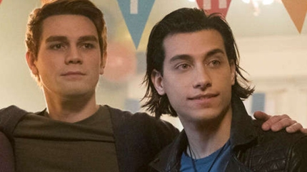 Archie and Joaquin