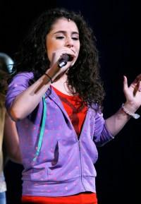 Ariana Grande Natural Curly Hair