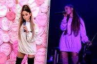Ariana Grande Wax Figure