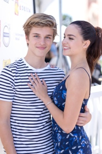 Bailee Madison Alex Lange Love At First Sight