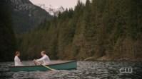 Cheryl Jason On Boat Riverdale