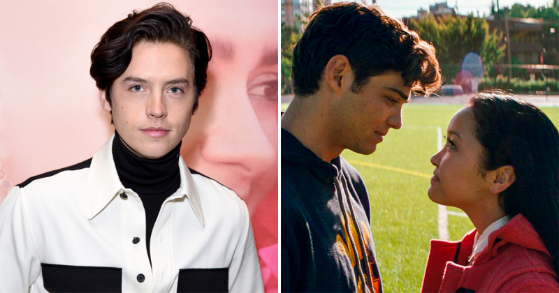 Cole Sprouse To All the Boys I've Loved Before
