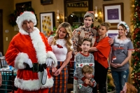 Fuller House Joey as Santa