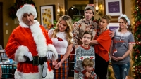 Fuller House Joey as Santa