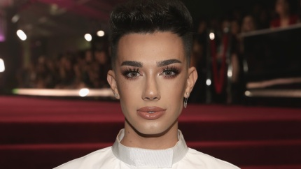 James Charles New Makeup Stains Fans Eyes