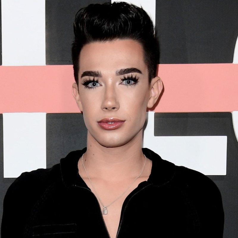 James Charles Is Accused Of Faking His Swatches For New Eyeshadow