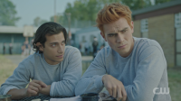 Joaquin and Archie Jail Riverdale