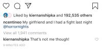 kiernan shipka instagram comment