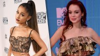 Lindsay Lohan Thank U Next Music Video