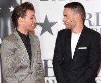 Louis Tomlinson Liam Payne Reunite X Factor