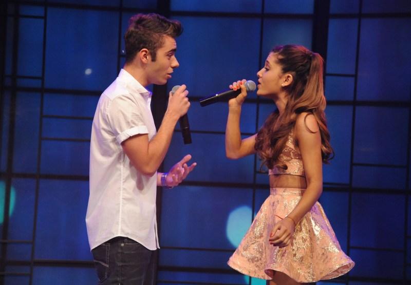 Nathan and Ariana