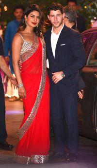 Nick Jonas & Priyanka Chopra Head To India For Wedding