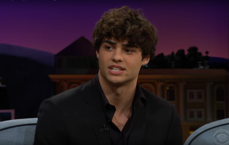 Noah Centineo Called Out For Ghosting Girl