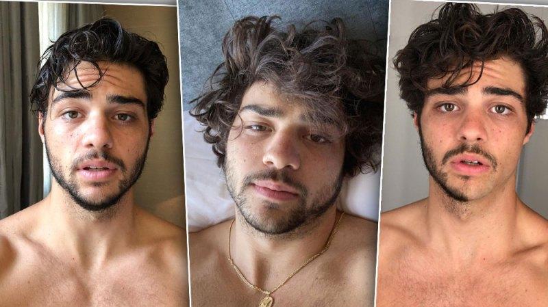 Noah Centineo's Shirtless Photos Prove He's Still the Internet's Boyfriend