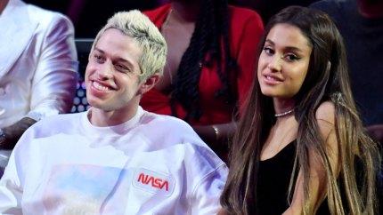 Pete Davidson Talks About Ariana Grande SNL