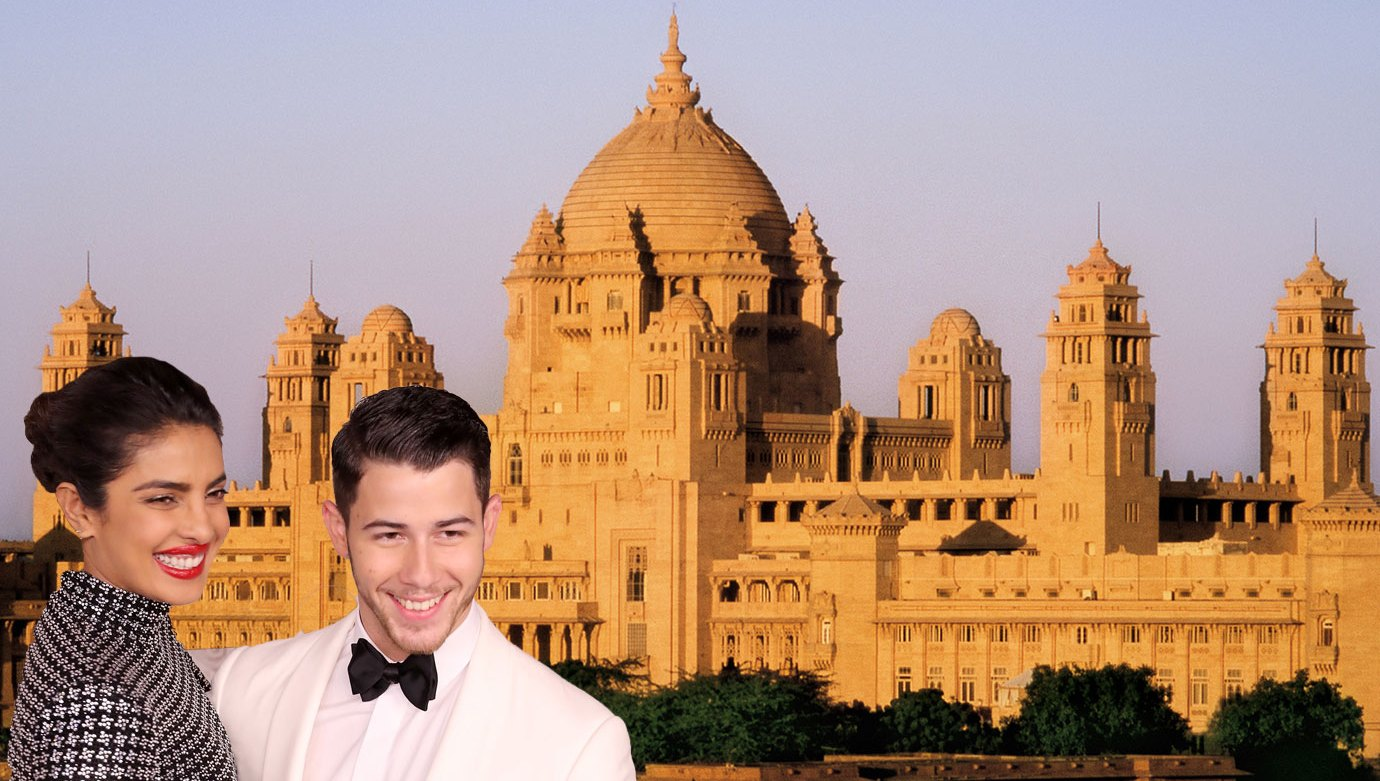 Prinyanka Chopra Nick Jonas Wedding Venue