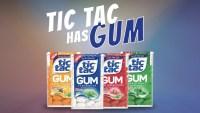 tic tac gum
