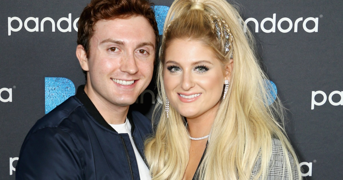 Meghan Trainor Wedding...