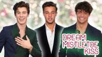 Dream Mistletoe Kiss 2018 J14