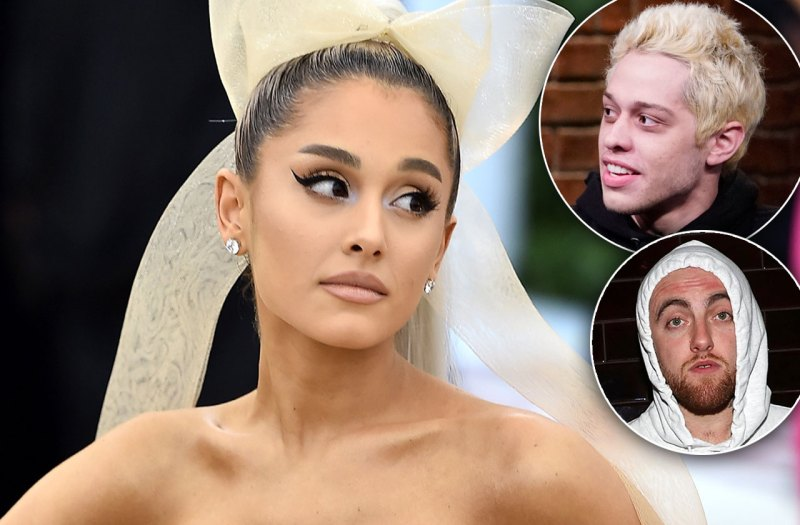 Ariana Grande Covers Up Pete Davidson Tattoo With Mac Miller Tribute