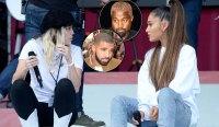 Ariana Grande Miley Cyrus Kanye West Drake Feud