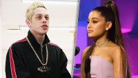 Ariana Grande tweets support for Pete Davidson