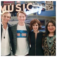 Austin and Ally Cast Series Finale