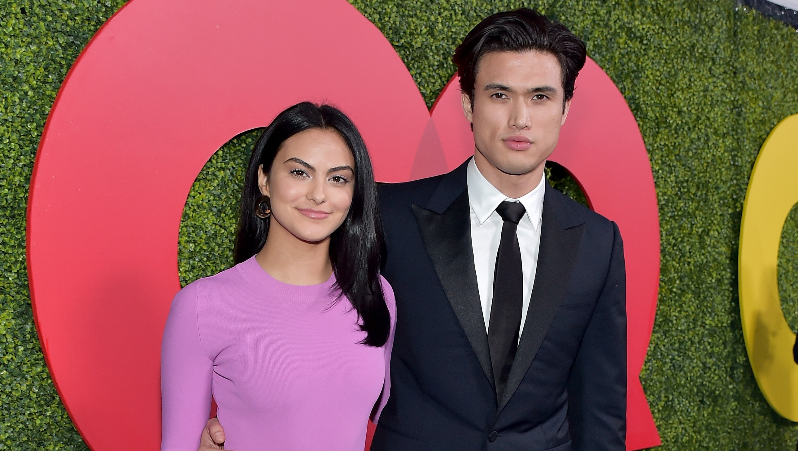 Camila Mendes Opens Up About What She Went Public With Charles Melton